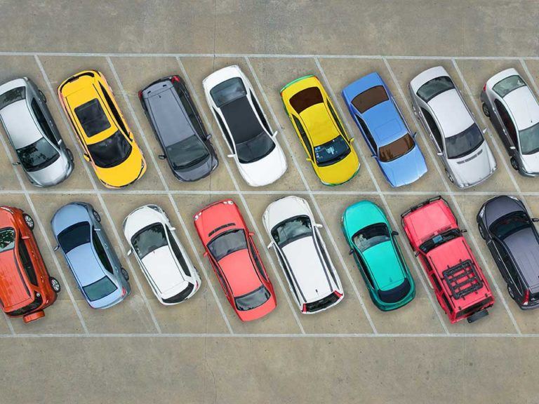 Interoperability - cars of different types and manufacturers